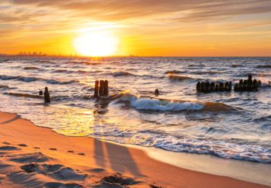 Boże Ciało – długi weekend nad morzem